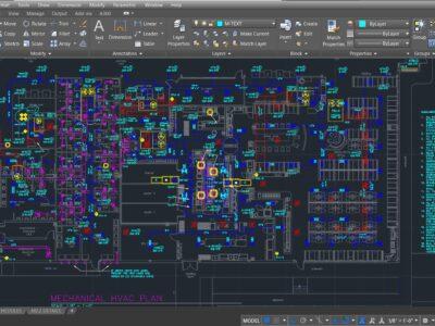 CAD Screen II